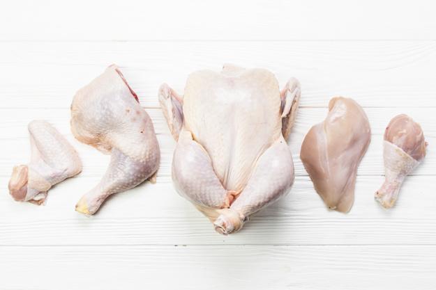 Premium Chicken Curry Cut (With skin)