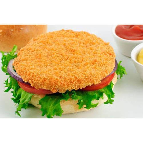 Mutton Burger Patty