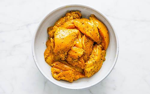 Marinated Chicken Thigh Boneless
