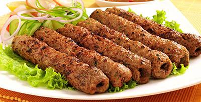 Chicken Seek Kabab